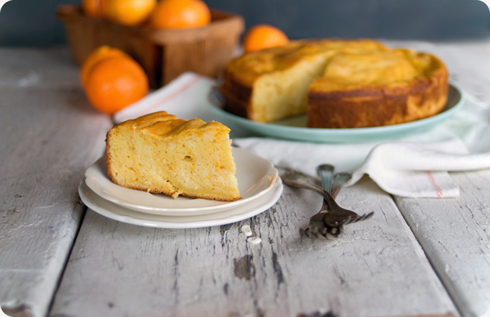 Clementine Cake Recipe — Dishmaps