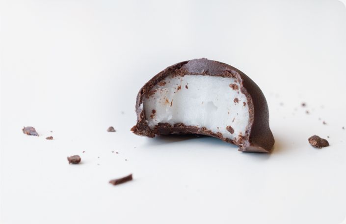 Chocolate & Peppermint Patties