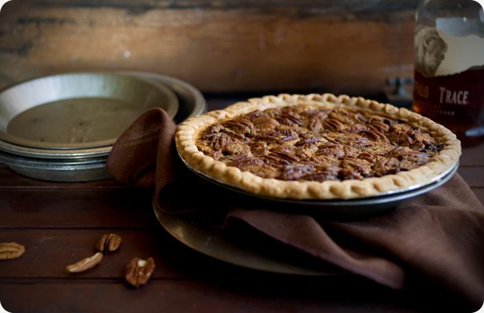Some Kitchen Stories Chocolate Pecan Pie Recipe