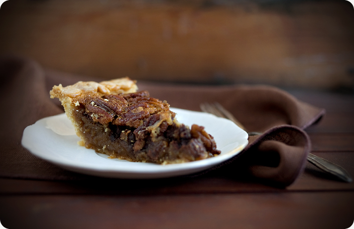 Some Kitchen Stories Chocolate Pecan Pie Recipe