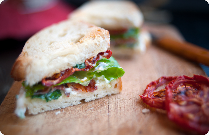 Some Kitchen Stories The Perfect BLT Sandwich