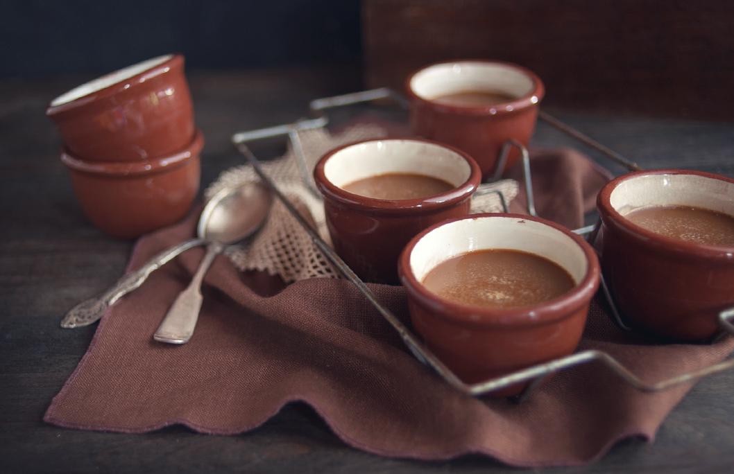 Some Kitchen Stories Butterscotch Pots de Creme