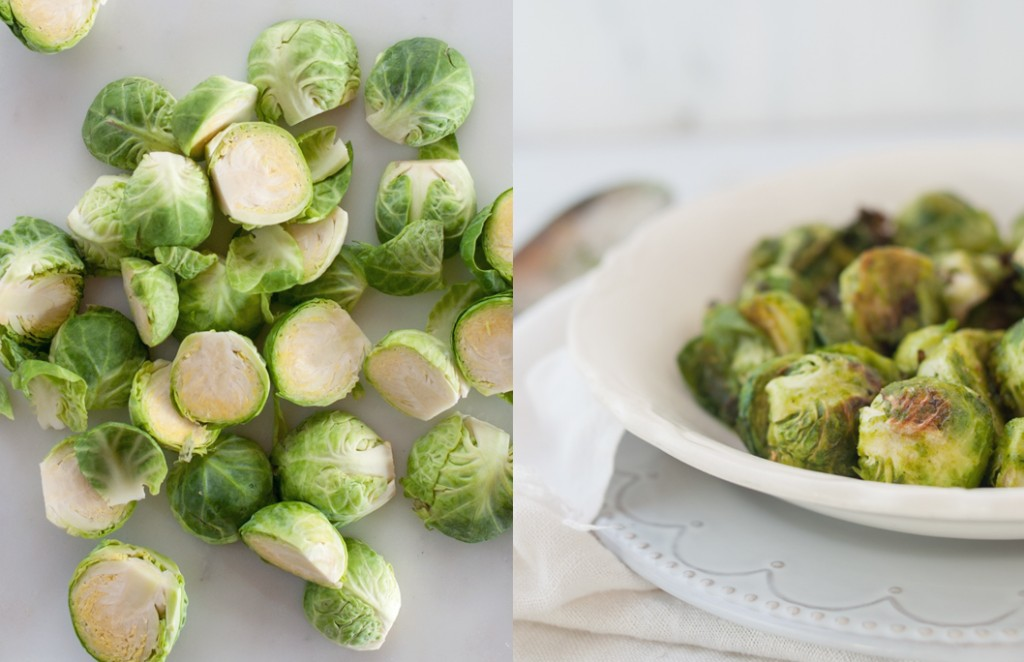 Brussels Sprouts from Some Kitchen Stories, photo by Nicole Ziegler