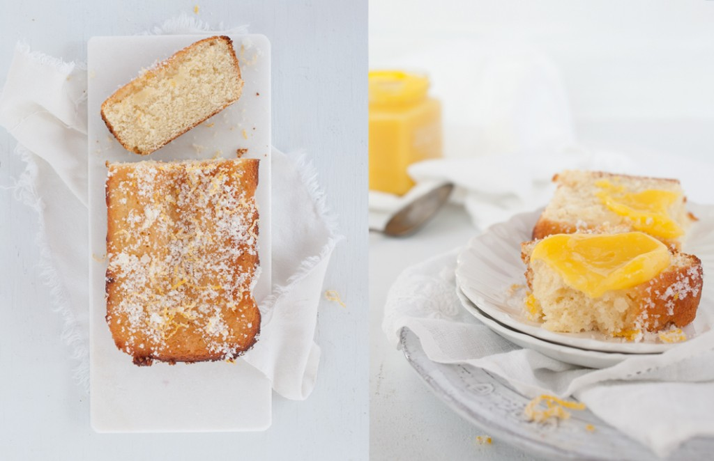 Lemon Loaf from Some Kitchen Stories
