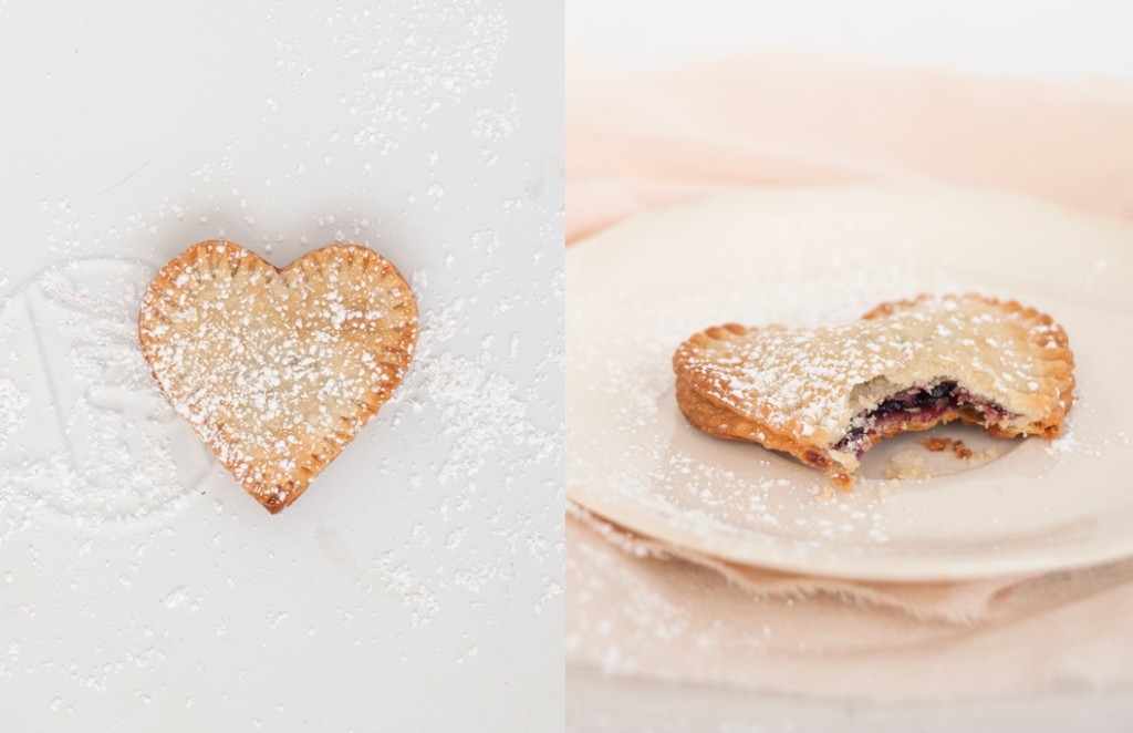 Heart Pies from Some Kitchen Stories