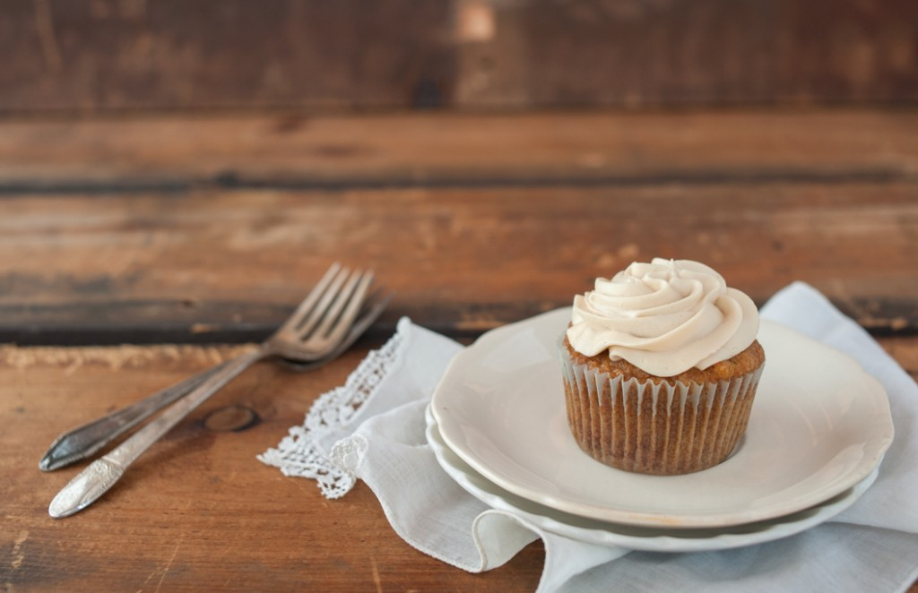 Chai Spiced Carrot Cupcakes from Some Kitchen Stories 1