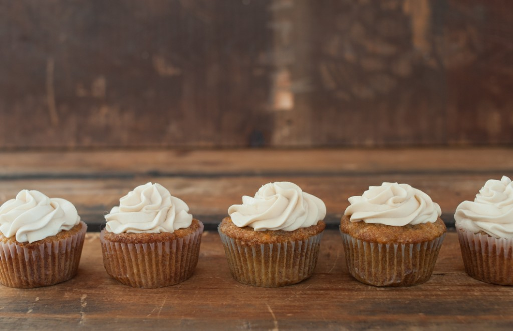 Chai Spiced Carrot Cupcakes from Some Kitchen Stories 3